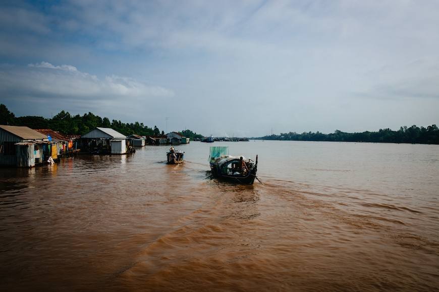 getting to vietnam by boat